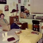 Lance in Lisa's Dorm