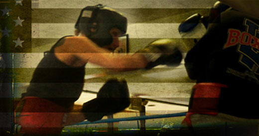 Post image for Sparring with the Pros