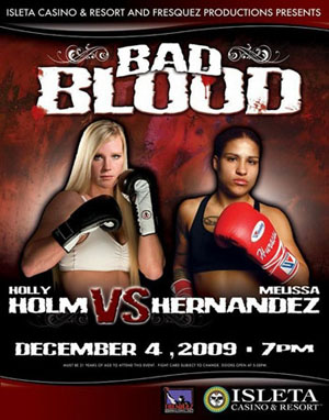 Post image for Watch Holm vs Hernandez Live on Dec 4th!