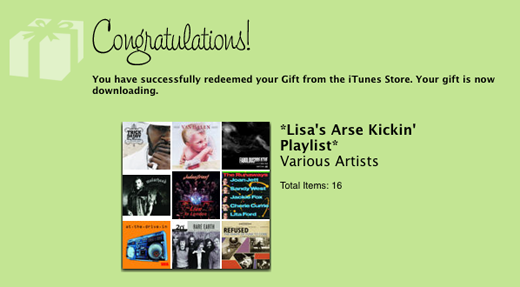 Post image for Arse-Kicking Playlist