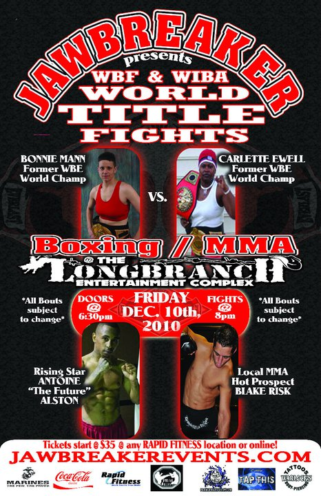 World Title Fight