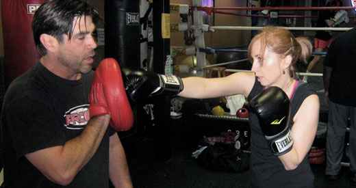 Post image for More Women Boxing After 40!