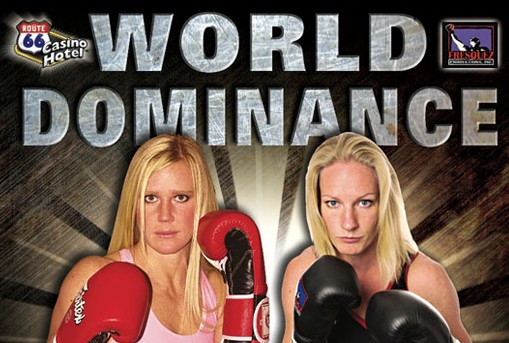 Holly Holm vs Anne Mathis