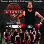 Atlanta Corporate Fight Night 5