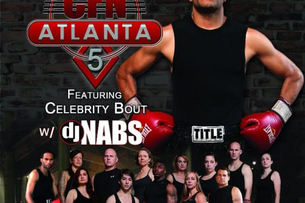 Atlanta Corporate Fight Night 5