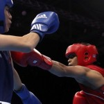 2012 Olympic Women Boxers