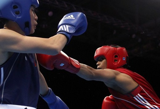 olympic women boxers