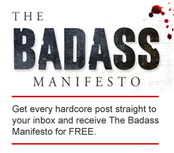 Subscribe and get the Badass Manifesto FREE