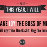 This Year I Will