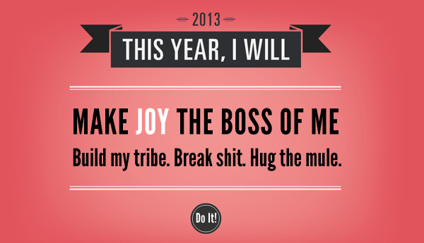 Post image for A 2013 that Doesn't Suck (at All!)