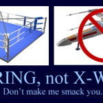 X ring not X wing