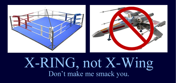 Post image for X-Ring Boxing Workout (OR, Non-Boxing Training is NOTHING Like Boxing Training)