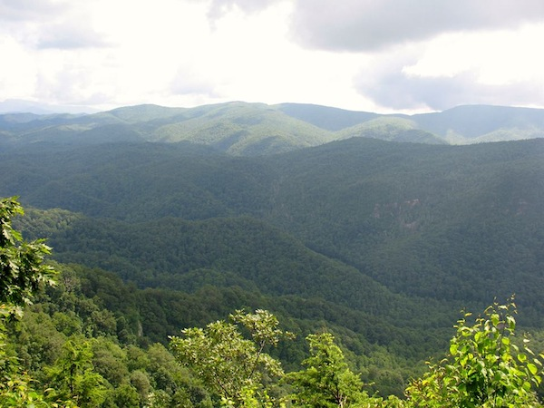 Post image for Hiking the Blue Ridge Parkway