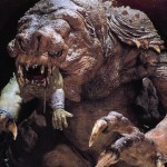 sparring the rancor