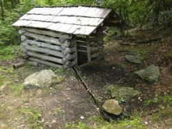 Springhouse at Tompkins Knob (MM 272.5)